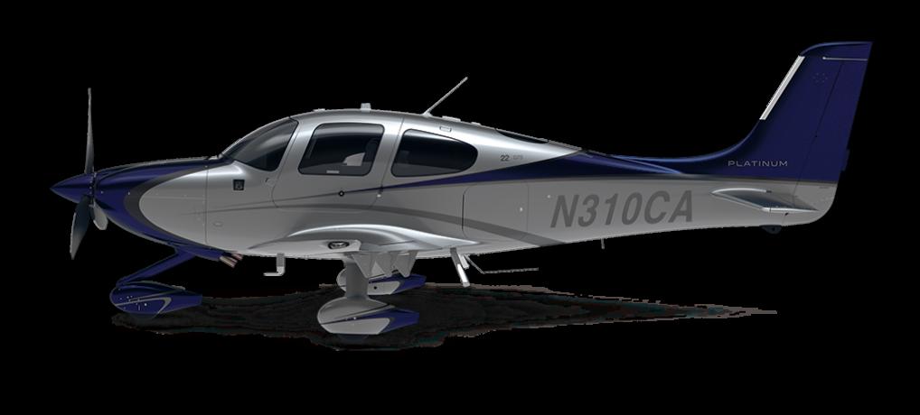 Cirrus SR22 – Das Flugzeug